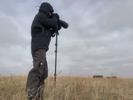 January 2020 - Tallgrass Prairie National Preserve, Kansas(after the snowfall subsided)