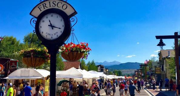 Frisco, COArt Fair12th Annual Main Street to the Rockies Art FestivalAugust 11 & 12Saturday 10am to 5pmSunday 10am to 5pm