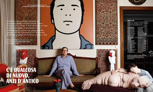 Corriere della Serra Style Magazine