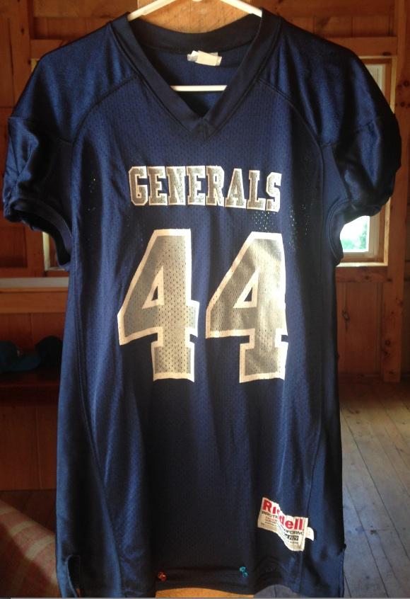 Generals-Football