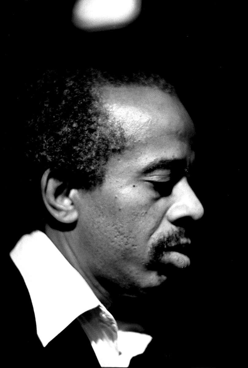 Chicago - Barry Harris @ The Jazz Showcase. Circa 1975