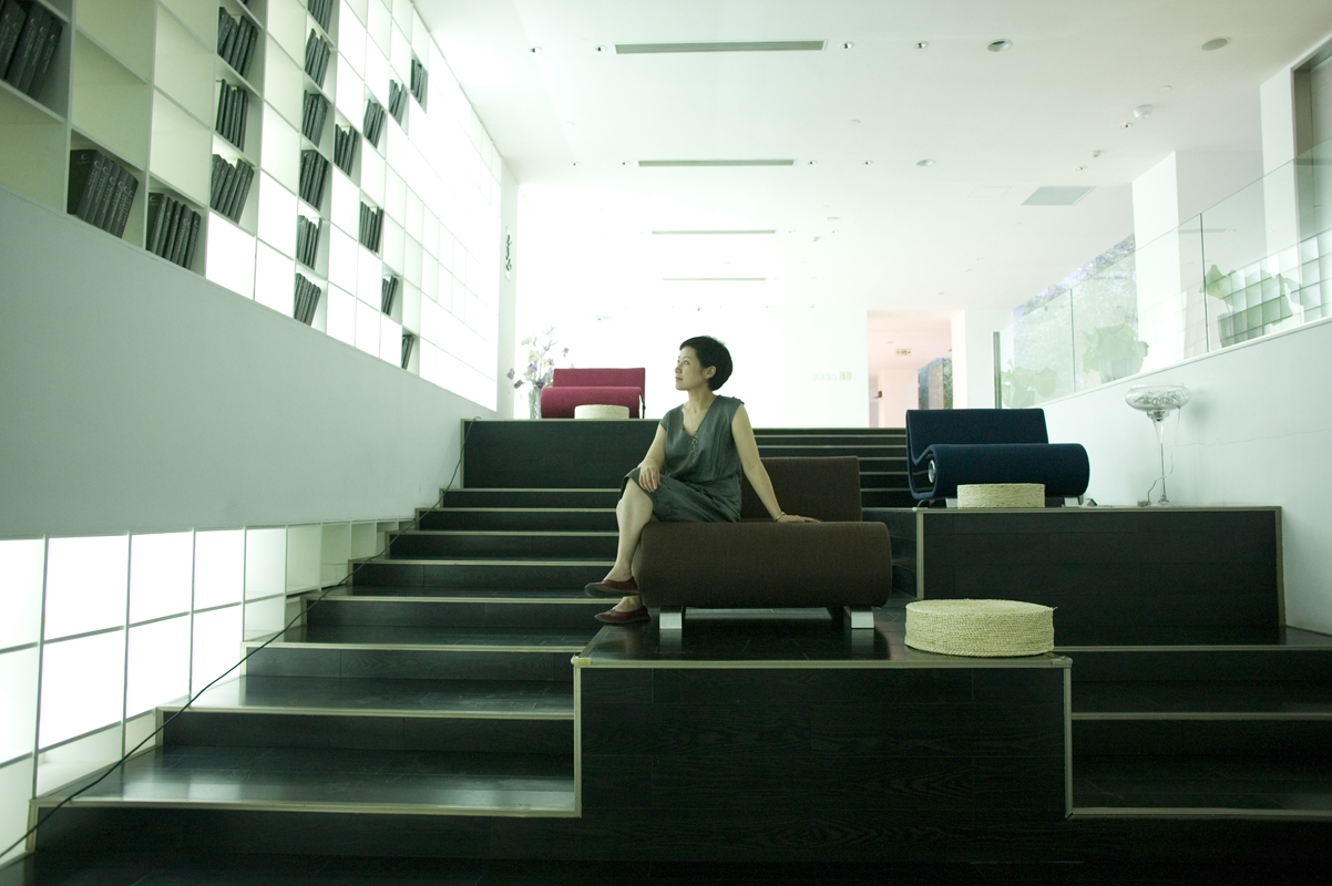 Tong Wu, architect , Kapok Hotel