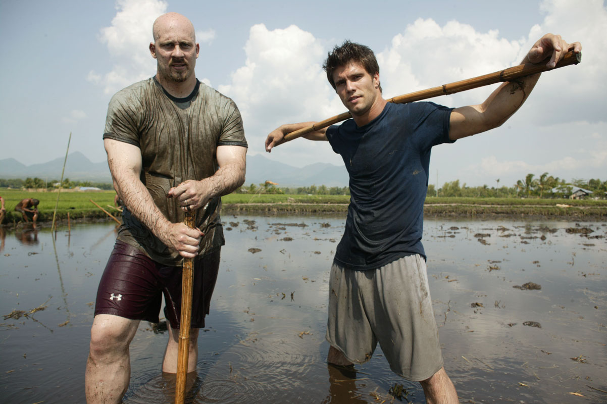 martial arts presenters, Philippines, Discovery Channel