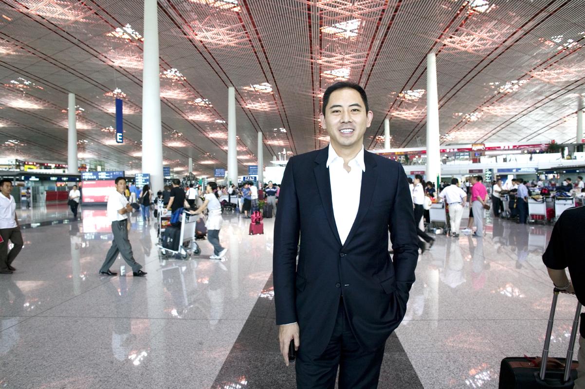 Desmund Shum, Vice Chairman & CEO, Airport City development Co., Ltd, Beijing