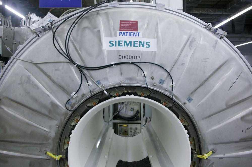 Siemens, RT, Shenzhen