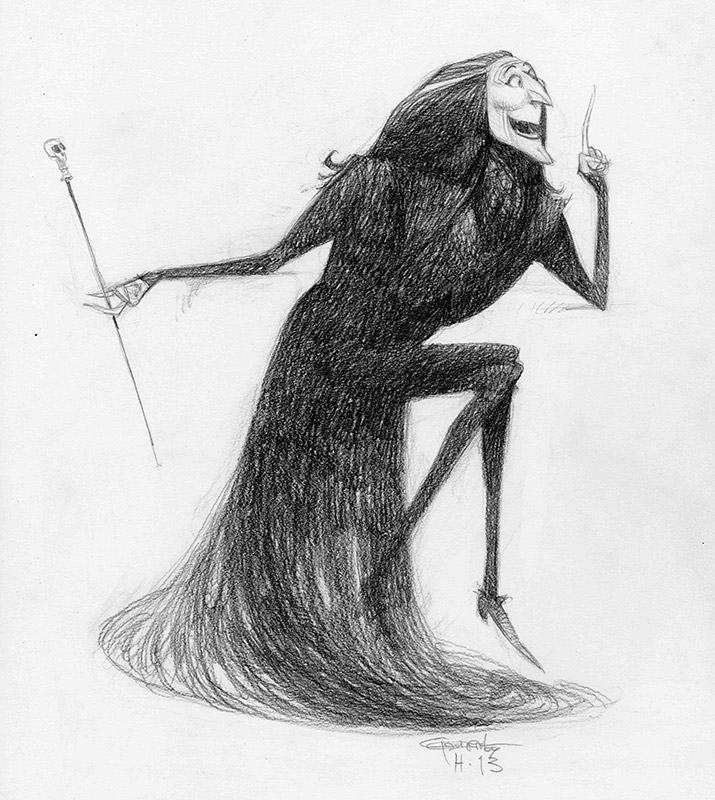 Hotel 3 hotel transylvania character design carter goodrich for Character hotel