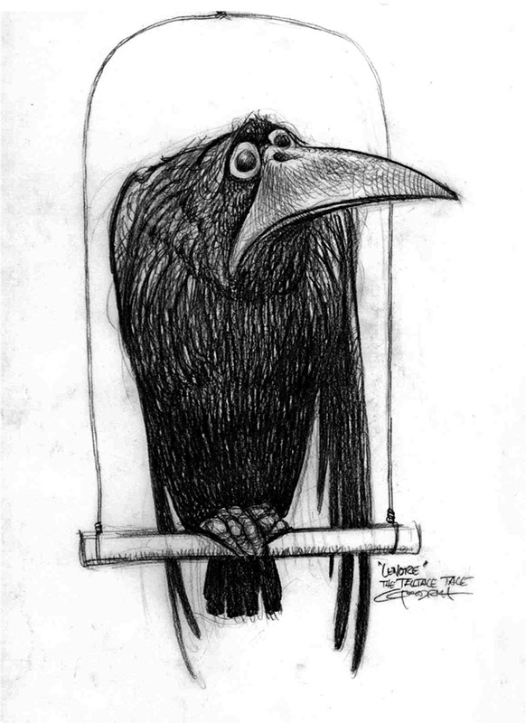 mixedbag-Crow