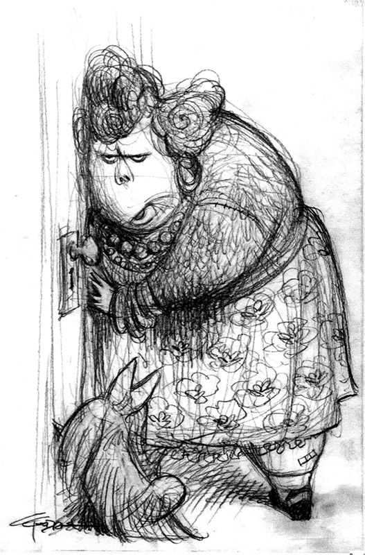 mixedbag-Landlady