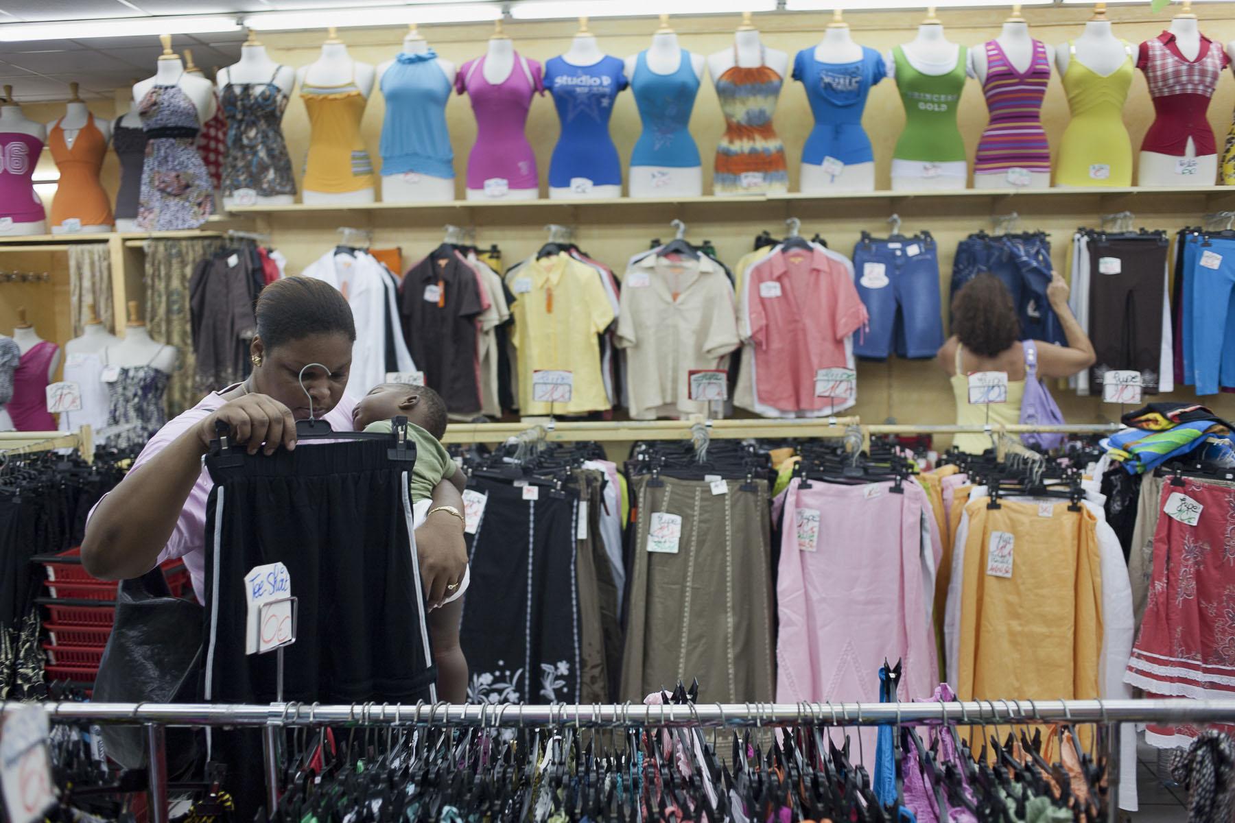 Lebanese shop on March 2009