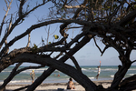 St Felix beach on February 2009