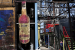Damoiseau rum distillery on March 2009