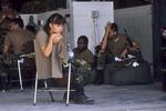 Dhahran Air Force Base in August 1990