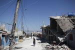 Nerette area on January 22, 2010