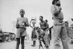 La Saline, shantytown in August 1986