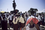 Commemoration of Jean-Jacques Dessalines, first emperor of Haiti in October 200