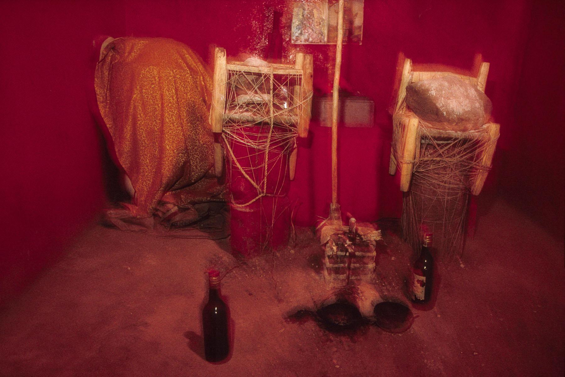Altar, Petro rite in October 1995