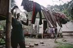 Rasta community in Port Maria in January 2001