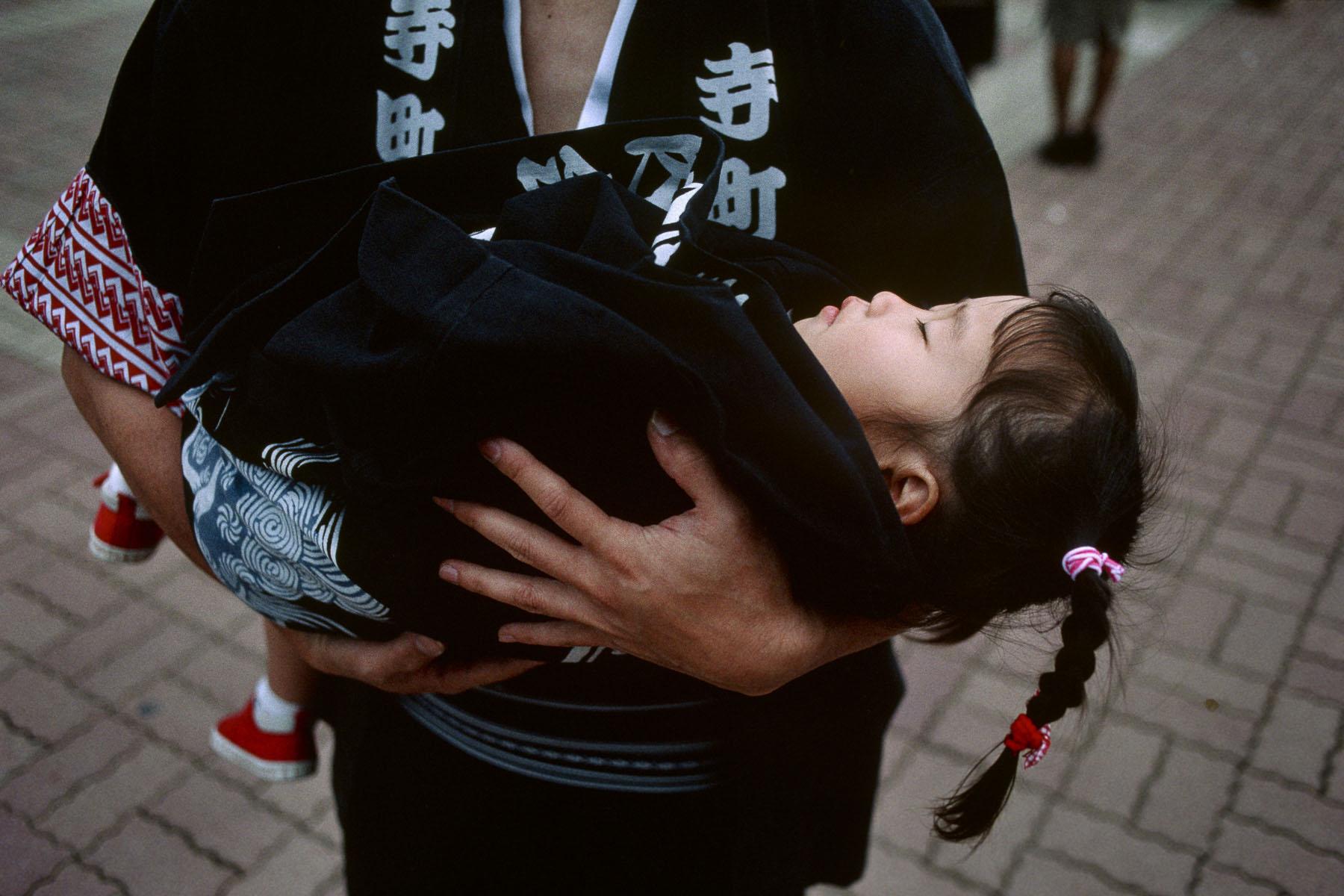 Kabuki theater festivali in May 1999