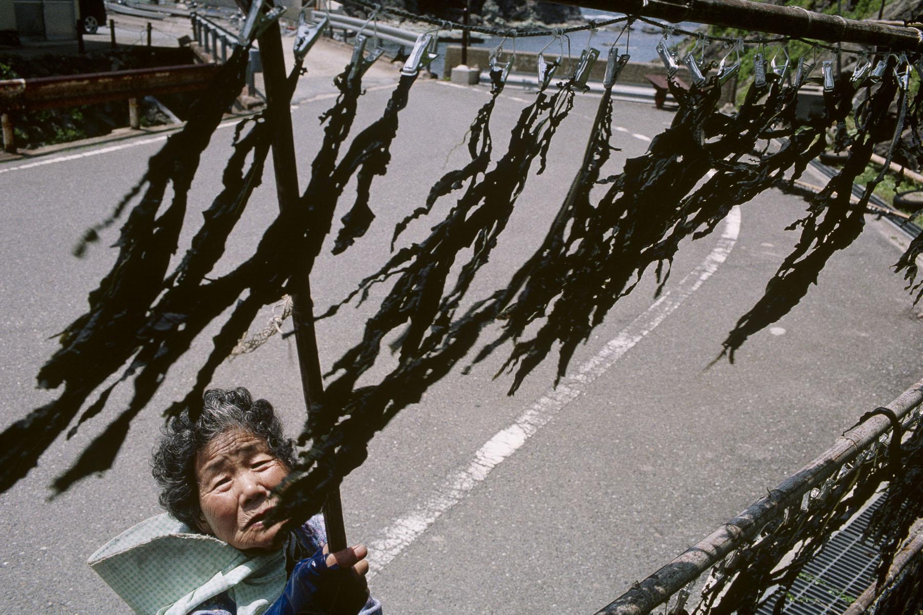 Takihi Harbour in May 1999