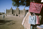Djenne mosque in 1994