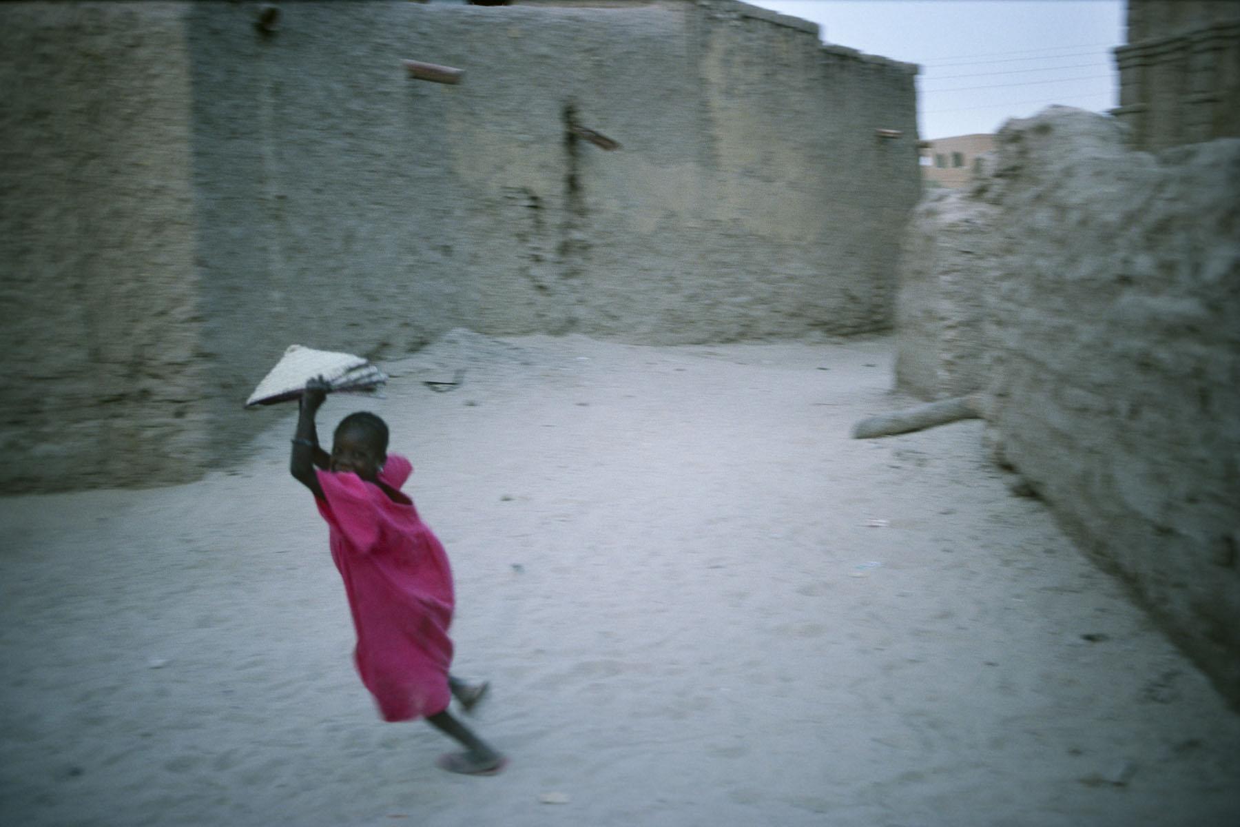 Timbuktu street in 1995