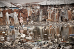 Cite Soleil, shanty town in November 2003