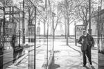 Place du Trocadéro. March 2020