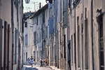 A little street in the center of Tarascon. 2000