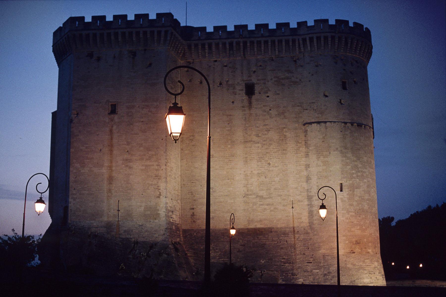 The Tarascon Castle. 2000
