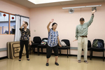 Seniors take a Tai Chi class, part of the Culture Club program designed to bring seniors of different cultures together, at the Avenidas senior center in Palo Alto, Calif., on June 12, 2019. Culture club classes are taught bilingual in Mandarin Chinese and English with the goal of {quote}meeting friends through culture.{quote} The center has a monthly membership fee, but also offers many free classes.