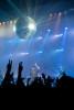 LCD Soundsystem performs at Memorial Auditorium in Burlington, Vermont.