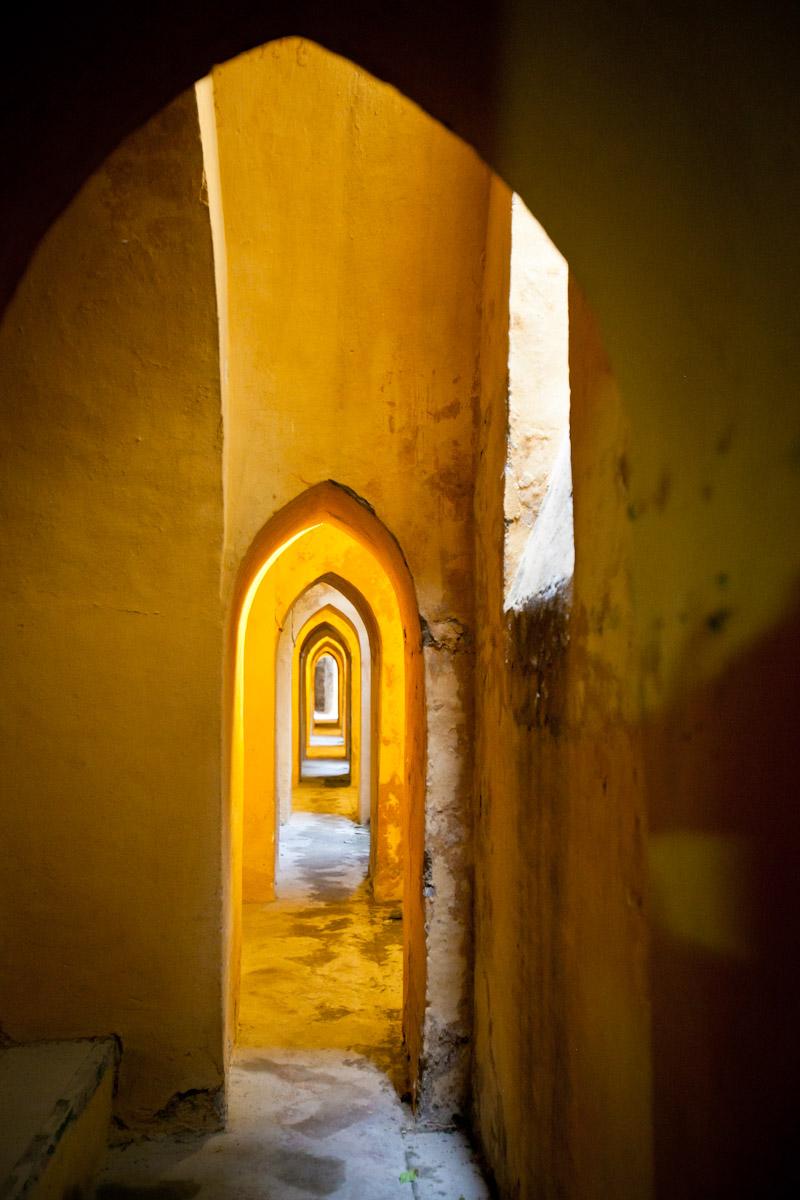 Arches, Seville, Spain