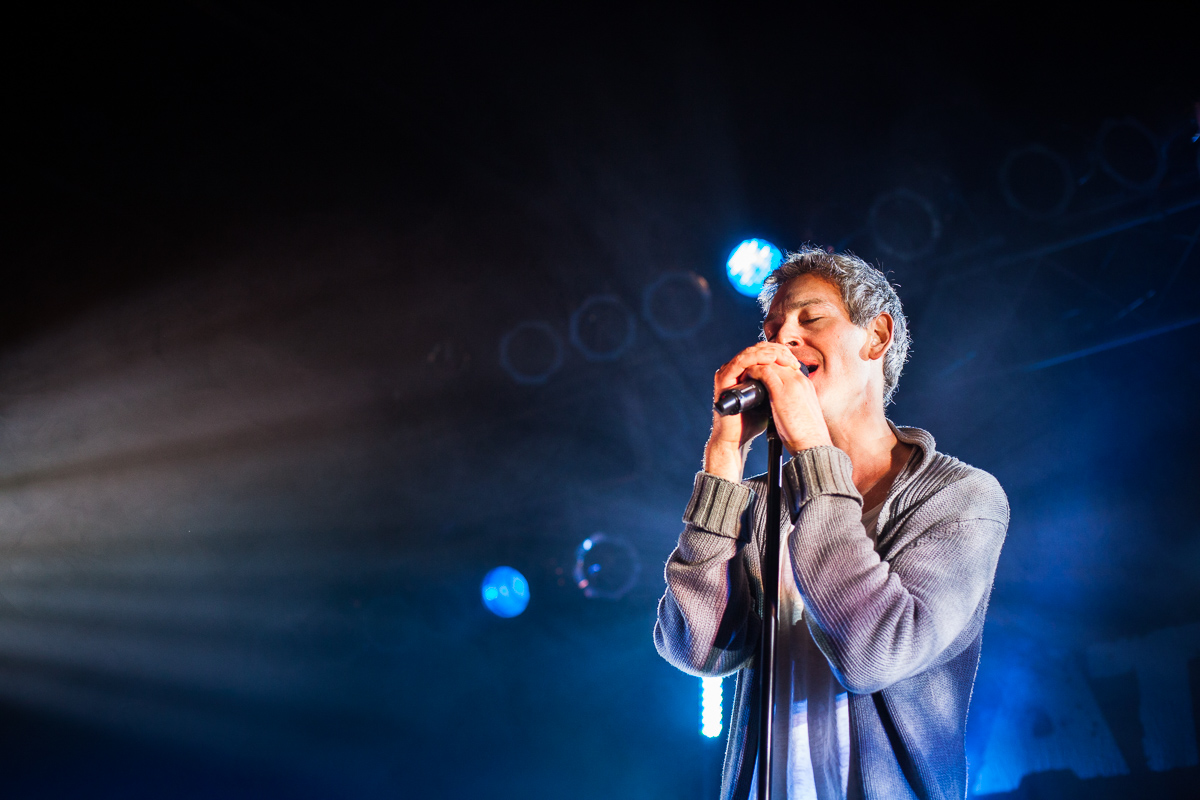 Matisyahu sings at Higher Ground in Burlington on December 16, 2014. By Vermont Photographer Monica Donovan for Billboard Magazine