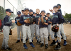 Tyler and Mariners teammates win a championship