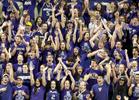 University of Washington basketball fans