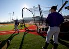 UW Husky baseball stadium. Photo by Ron Wurzer