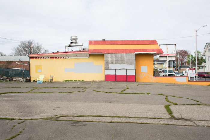 Hamburger Stand, Bridgeport, 2014