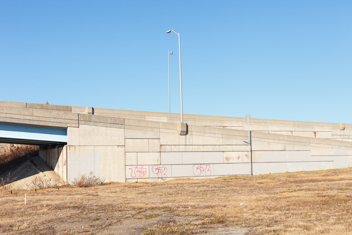 Offramp, Bridgeport, 2012