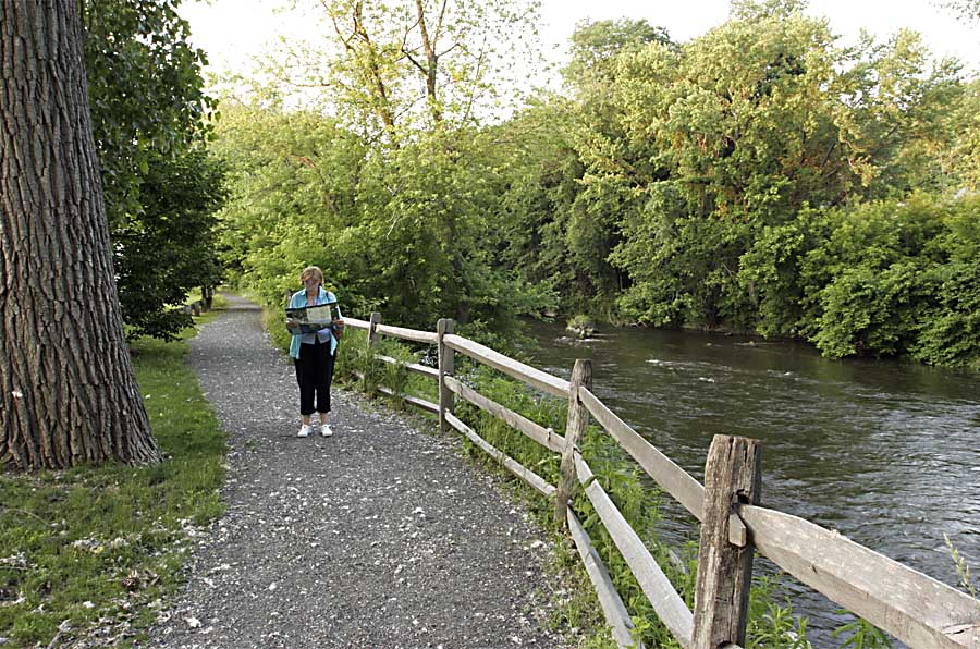 The Housatonic River Walk