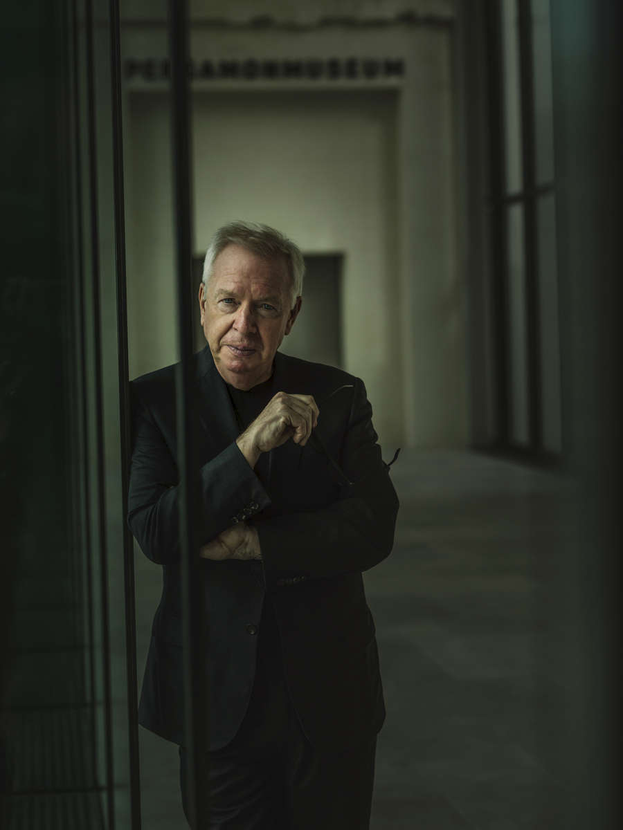 David Chipperfield, Architect at James-Simon-GalerieSee more...