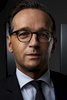 November 01, 2016,Germany: German Federal Minister  of Justice Heiko Maas (SPD) stands for a portrait prior to a meeting with journalists. (Hermann Bredehorst/Polaris)