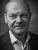 German Finance Minister and candidate  for chancellor of the German Social Democrats (SPD) Olaf Scholz