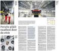NRC Handelsblad, Holland, 25.12.2012, Porsche