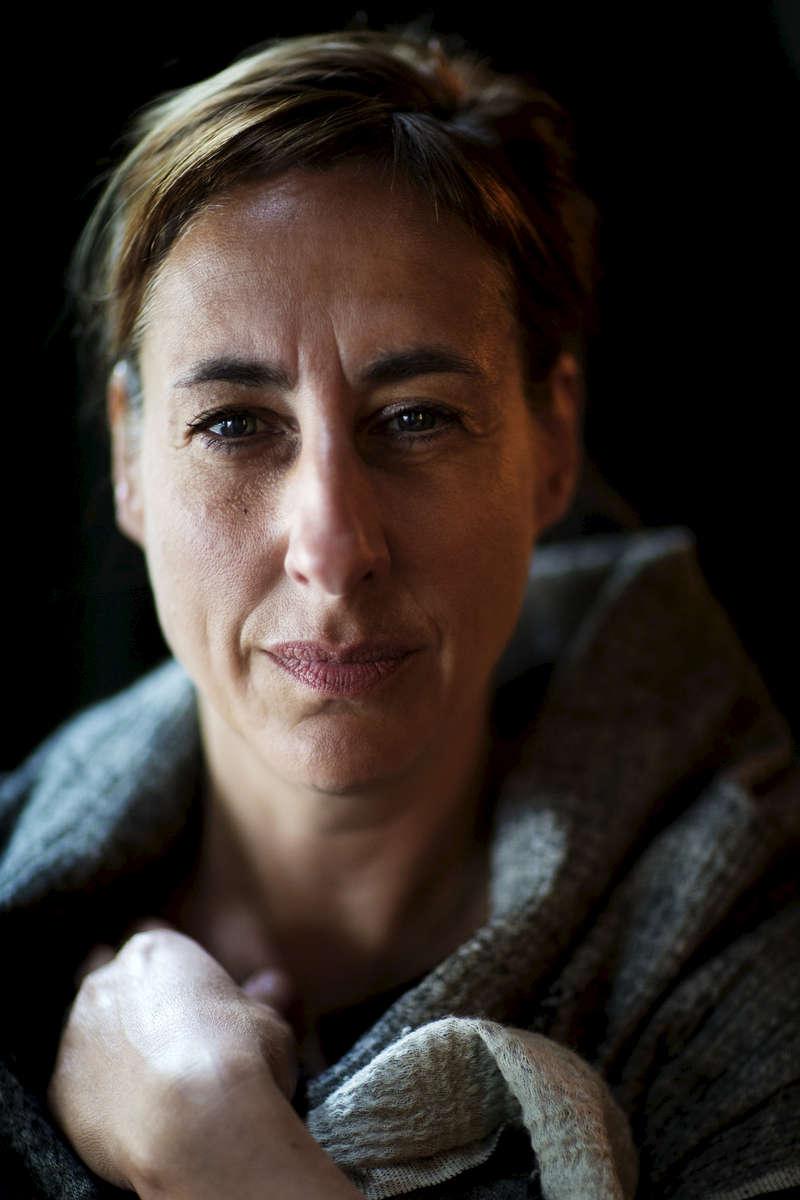 German writer Judith Hermann See more...
