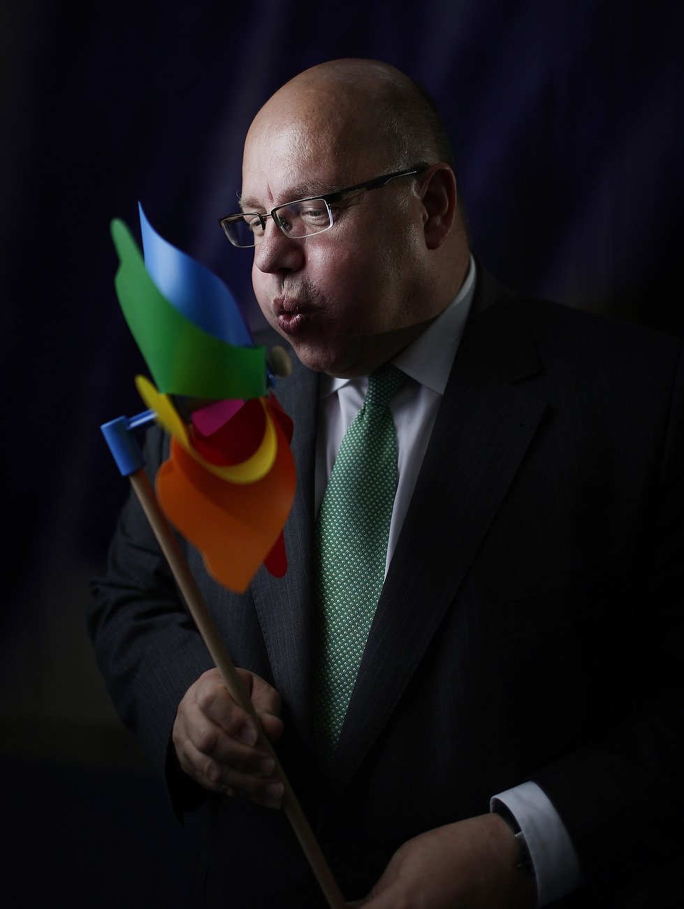 Former German Environment Minister Peter Altmaier