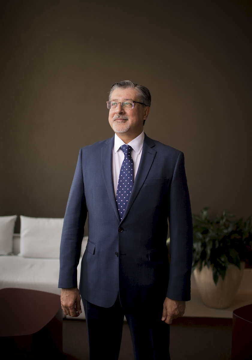 Adnan Z. Amin, Director-General of the International Renewable Energy Agency (IRENA)