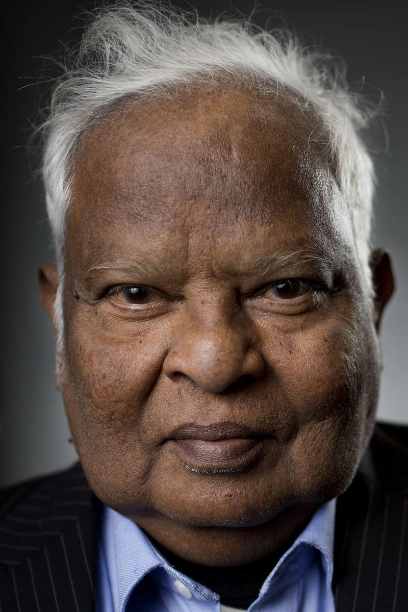 Basil Fernando, laureate of the 2014 Right Livelihood Award also known as the 'Alternative Nobel Prize'.