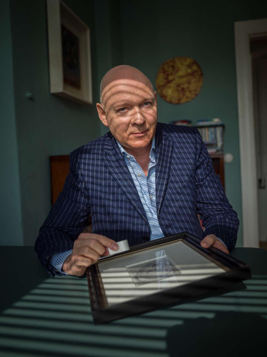Hubertus Butin, art historian, criminal assessor, curator and writer