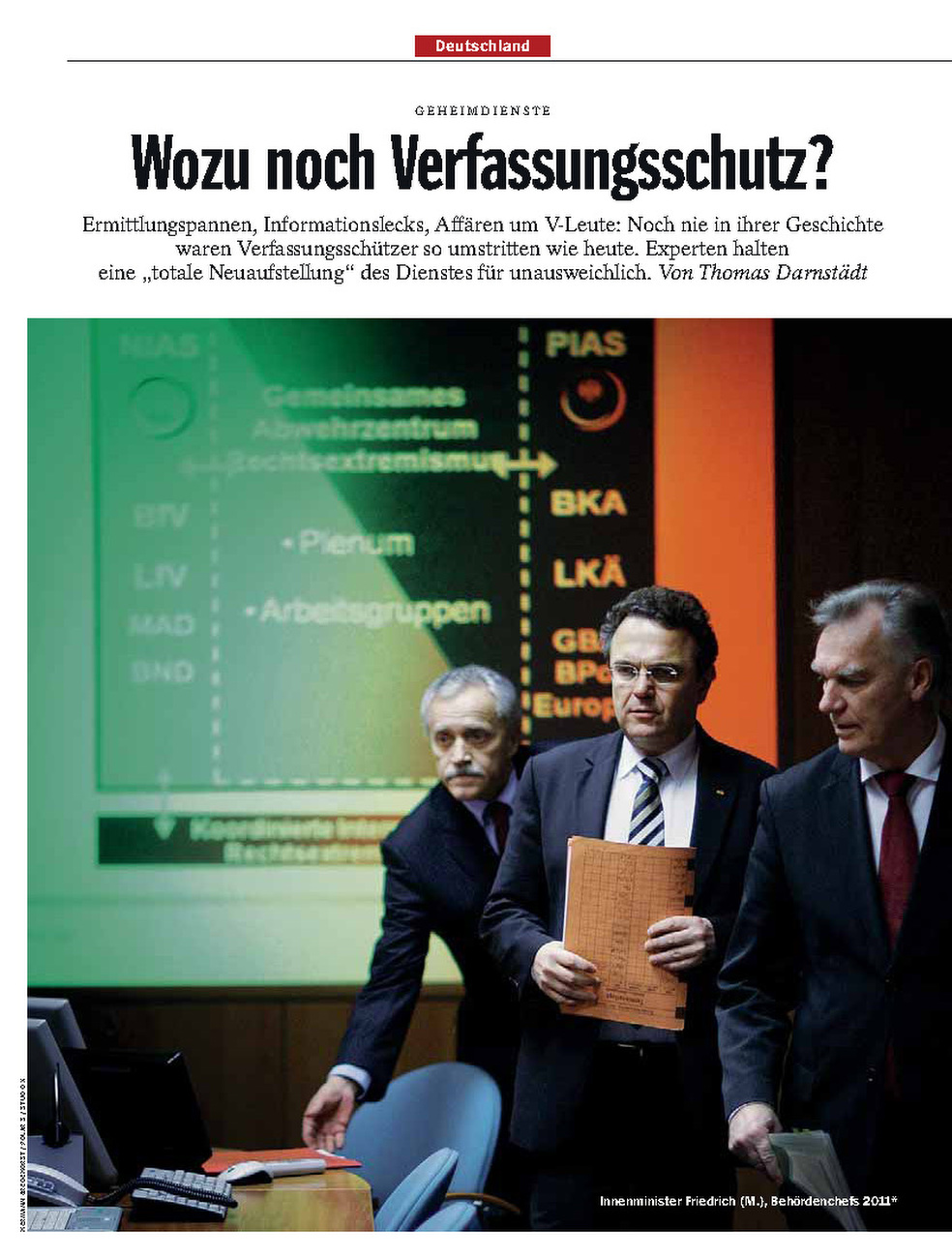Der SPIEGEL, Germany, May 27, 2013