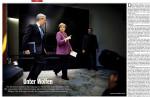 Der Spiegel,Germany, 20/2012, Merkel  Roettgen